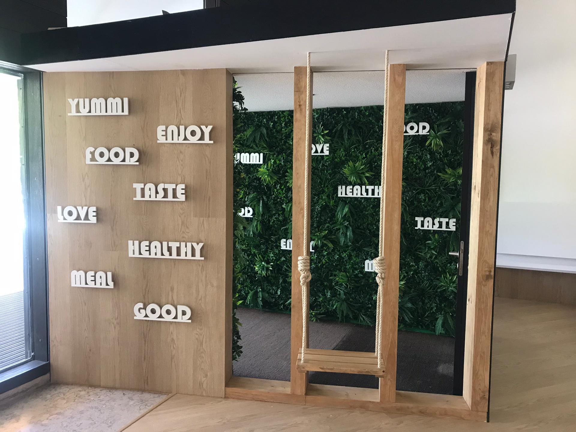 cafetaria lab - pavilhão do conhecimento