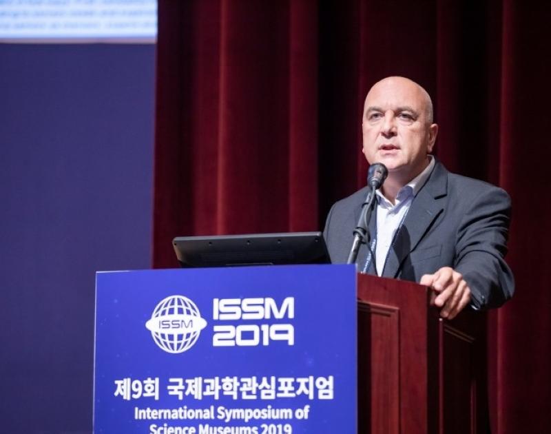 Centro Ciência Viva de Lagos em missão museológica e científica na Coreia do Sul