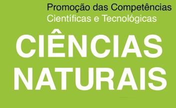 Promoção das Comp. Científicas e Tecnológicas - Ciências Naturais