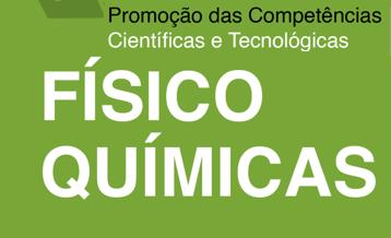 Promoção das Comp. Científicas e Tecnológicas - Físico Química