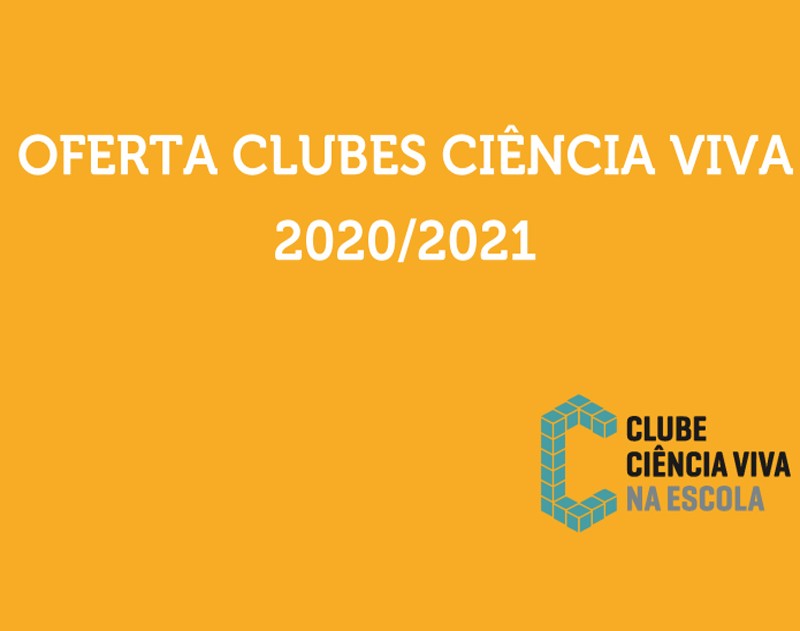 Oferta Clubes Ciência Viva