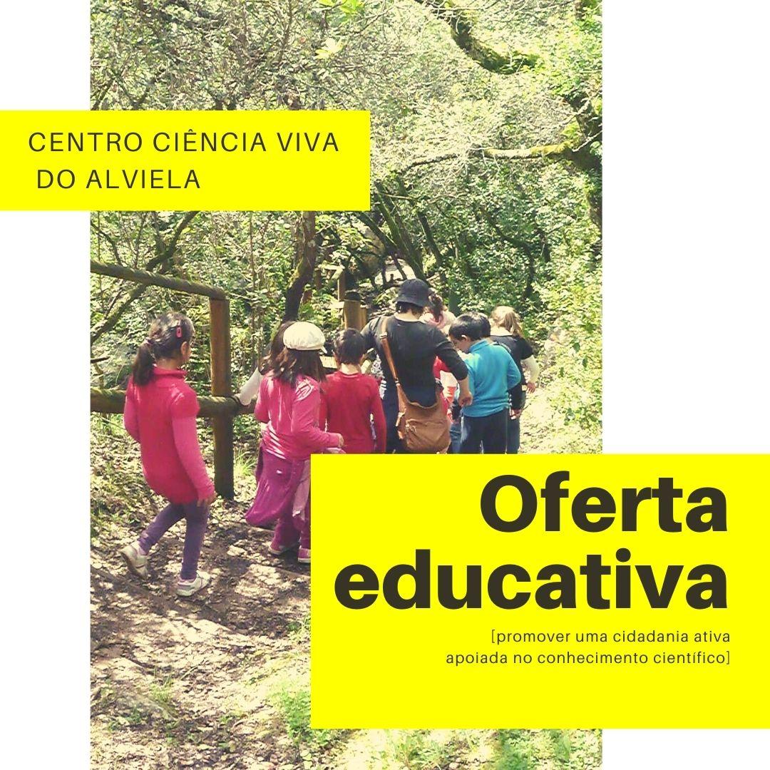 ESCOLAS: Oferta Educativa