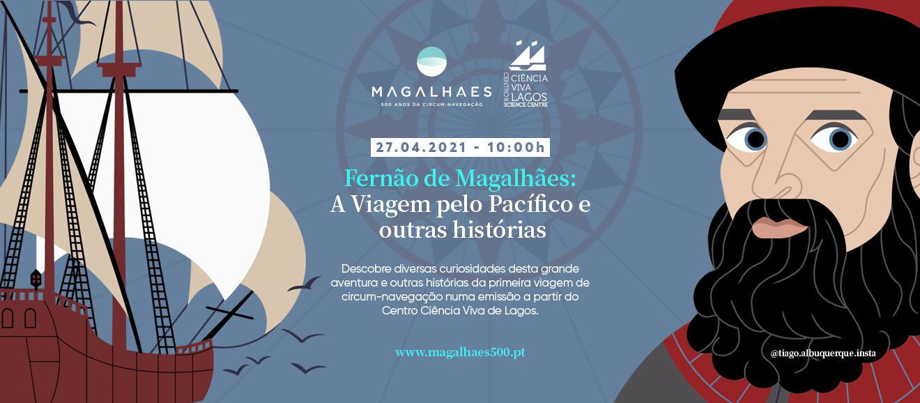 Vídeo _FERNÃO DE MAGALHÃES: A VIAGEM PELO PACÍFICO E OUTRAS HISTÓRIAS_