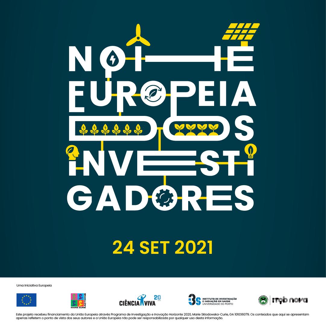 NEI- Noite Europeia dos Investigadores