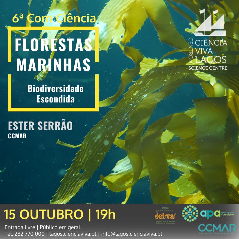 6ª Com Ciência | Florestas Marinhas